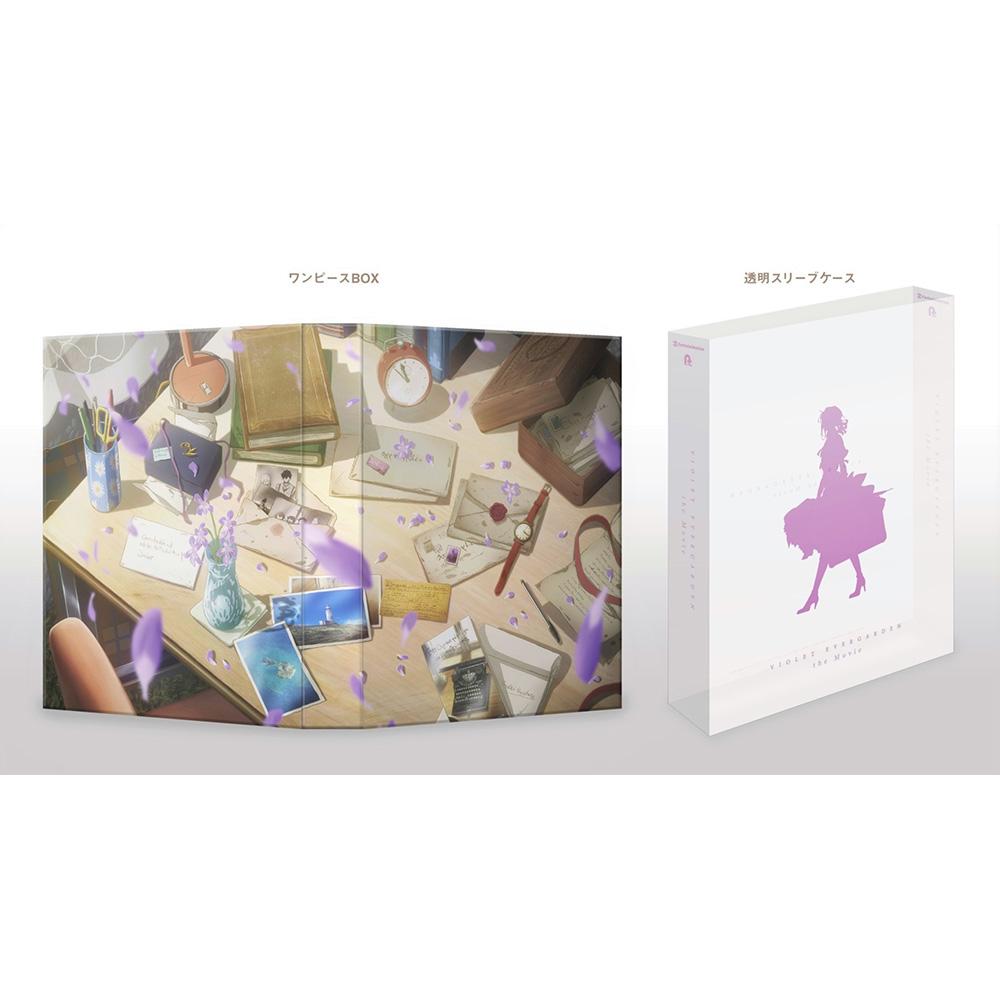【単品販売不可】 劇場版 ヴァイオレット・エヴァーガーデン Blu-ray【特別版】_3