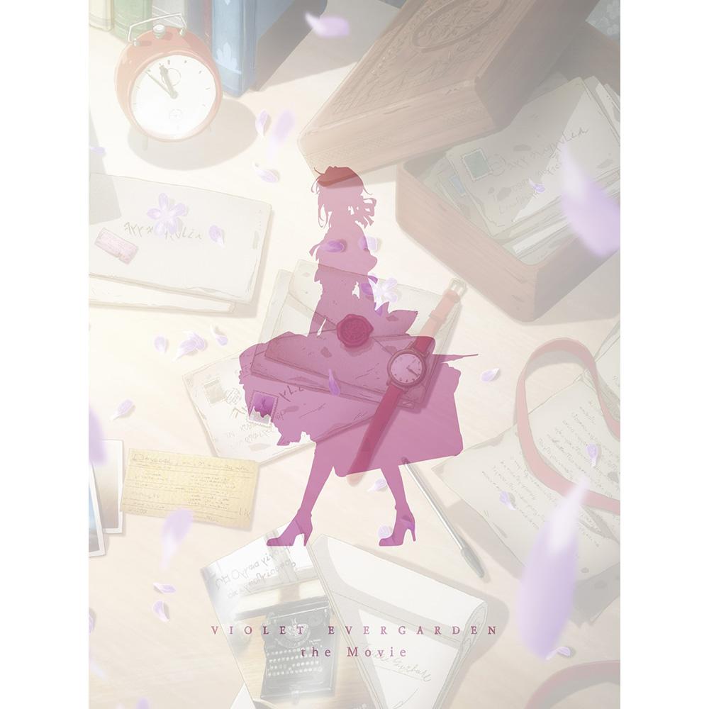【単品販売不可】 劇場版 ヴァイオレット・エヴァーガーデン Blu-ray【通常版】_1