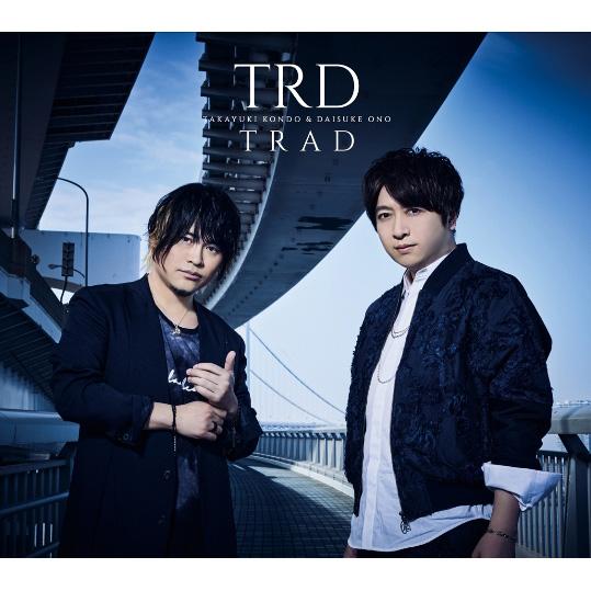 【特典対象】 TRD/ TRD 初回限定盤 ◆ソフマップ・アニメガ特典「ポストカード」