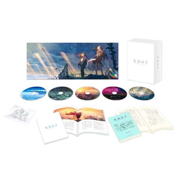「天気の子」Blu-ray コレクターズ・エディション 4K Ultra HD Blu-ray 同梱5枚組(初回生産限定)_1