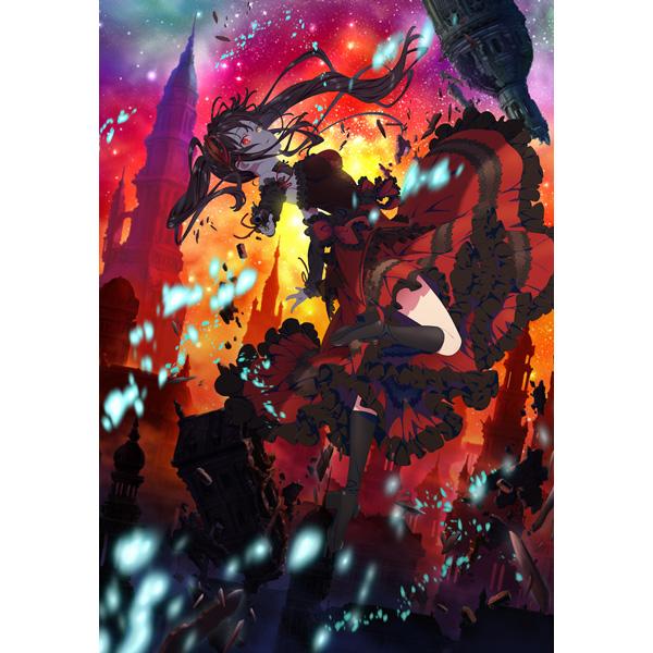 デート・ア・バレット《時崎狂三 特製1/7スケールフィギュア付き完全数量限定版》 Blu-ray