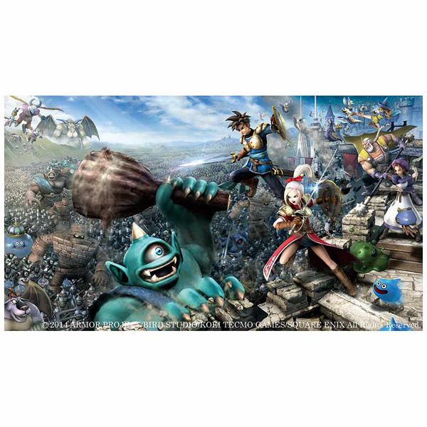 ドラゴンクエストヒーローズ 闇竜と世界樹の城【PS4ゲームソフト】   [PS4]_1