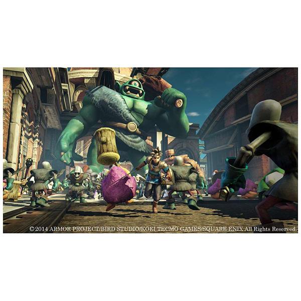 ドラゴンクエストヒーローズ 闇竜と世界樹の城【PS4ゲームソフト】   [PS4]_4