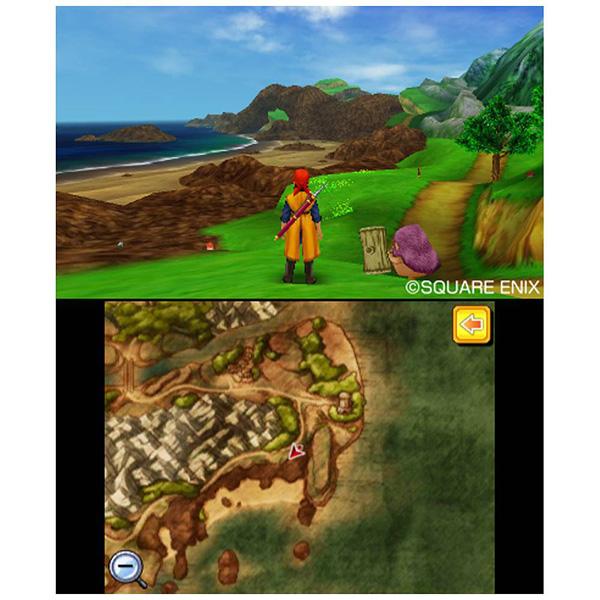 ドラゴンクエストVIII 空と海と大地と呪われし姫君 【3DSゲームソフト】_1
