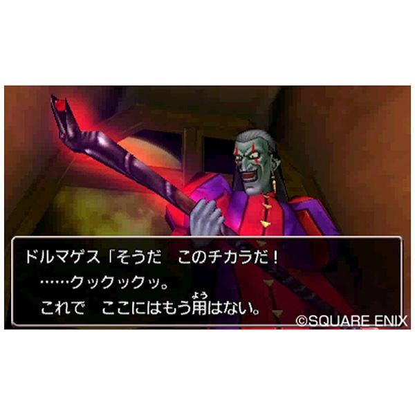 ドラゴンクエストVIII 空と海と大地と呪われし姫君 【3DSゲームソフト】_3