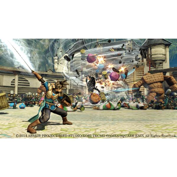 アルティメット ヒッツ ドラゴンクエストヒーローズ 闇竜と世界樹の城 【PS4ゲームソフト】_1