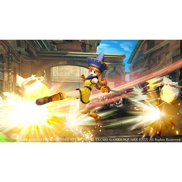アルティメット ヒッツ ドラゴンクエストヒーローズ 闇竜と世界樹の城 【PS4ゲームソフト】_2