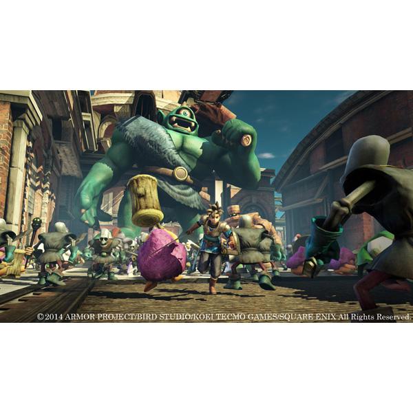 アルティメット ヒッツ ドラゴンクエストヒーローズ 闇竜と世界樹の城 【PS4ゲームソフト】_5