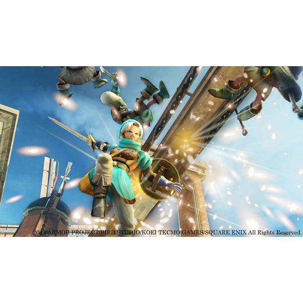 アルティメット ヒッツ ドラゴンクエストヒーローズ 闇竜と世界樹の城 【PS4ゲームソフト】_7