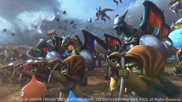 ドラゴンクエストヒーローズII 双子の王と予言の終わり 【PS4ゲームソフト】_1