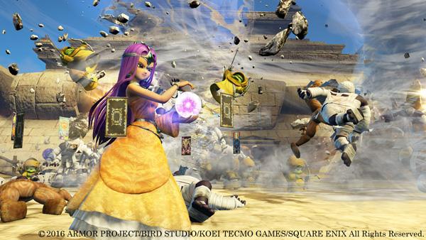 ドラゴンクエストヒーローズII 双子の王と予言の終わり 【PS4ゲームソフト】_11