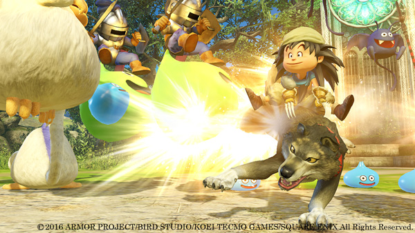 ドラゴンクエストヒーローズII 双子の王と予言の終わり 【PS4ゲームソフト】_6