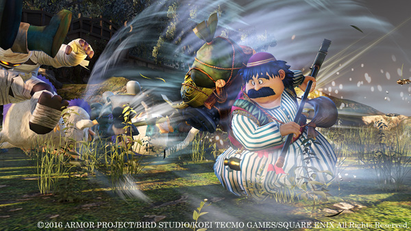 ドラゴンクエストヒーローズII 双子の王と予言の終わり 【PS4ゲームソフト】_8