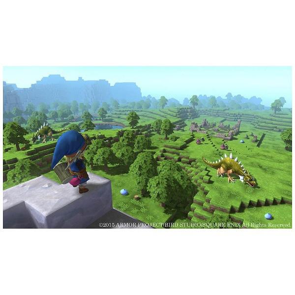 アルティメット ヒッツ ドラゴンクエストビルダーズ アレフガルドを復活せよ 【PS4ゲームソフト】_1