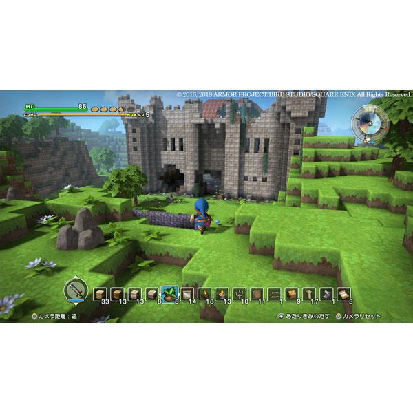ドラゴンクエストビルダーズ アレフガルドを復活せよ 【Switchゲームソフト】_1