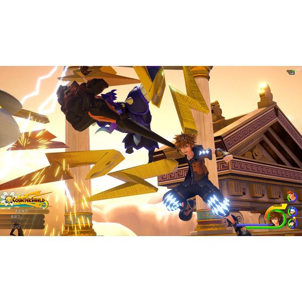 キングダム ハーツIII 【PS4ゲームソフト】