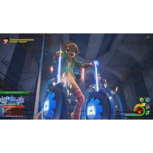 キングダム ハーツIII 【PS4ゲームソフト】_6