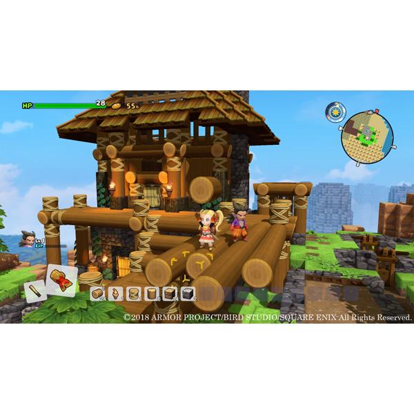 ドラゴンクエストビルダーズ2 破壊神シドーとからっぽの島 【PS4ゲームソフト】_4