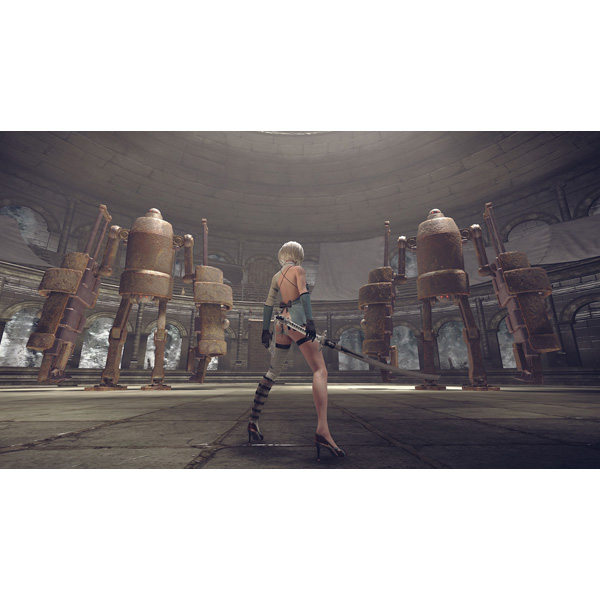 【店頭併売品】 NieR:Automata Game of the YoRHa Edition (ニーア オートマタ ゲーム オブ ザ ヨルハ エディション) 【PS4ゲームソフト】_6