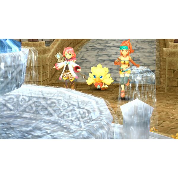 チョコボの不思議なダンジョン エブリバディ! 【PS4ゲームソフト】_1