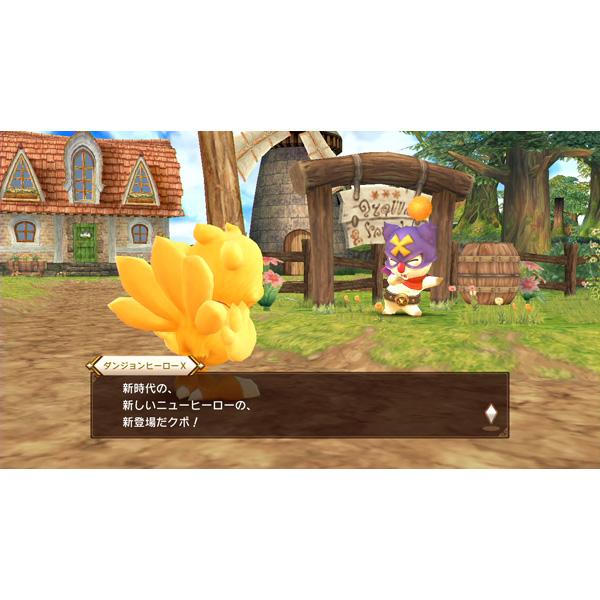 チョコボの不思議なダンジョン エブリバディ! 【PS4ゲームソフト】_3