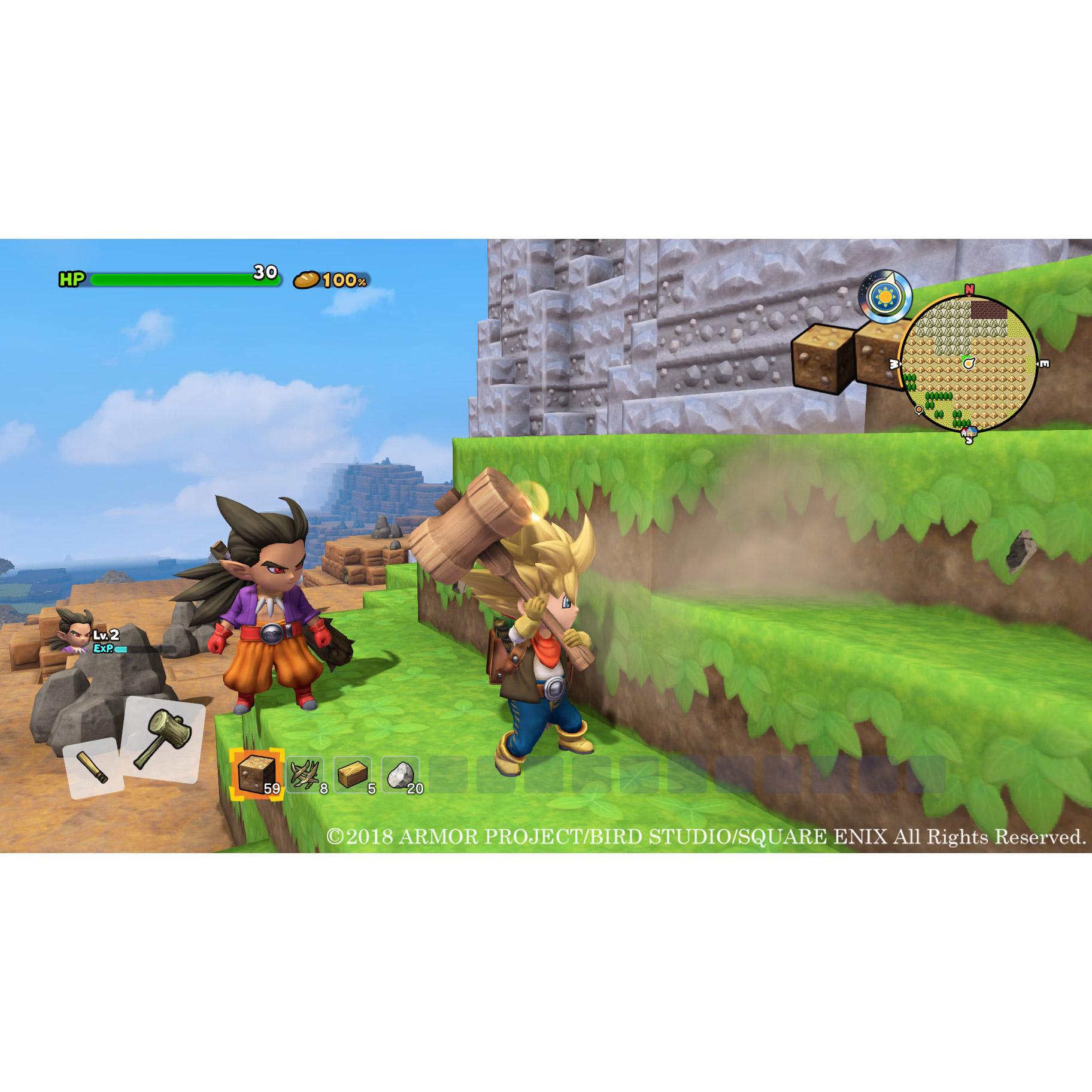 〔新価格版〕ドラゴンクエストビルダーズ2 破壊神シドーとからっぽの島 【PS4ゲームソフト】_5