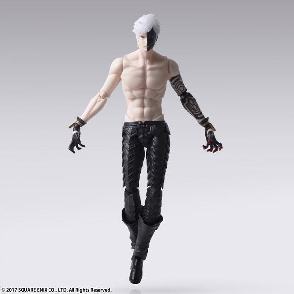 NieR:Automata BRING ARTS アダム & イヴ_8
