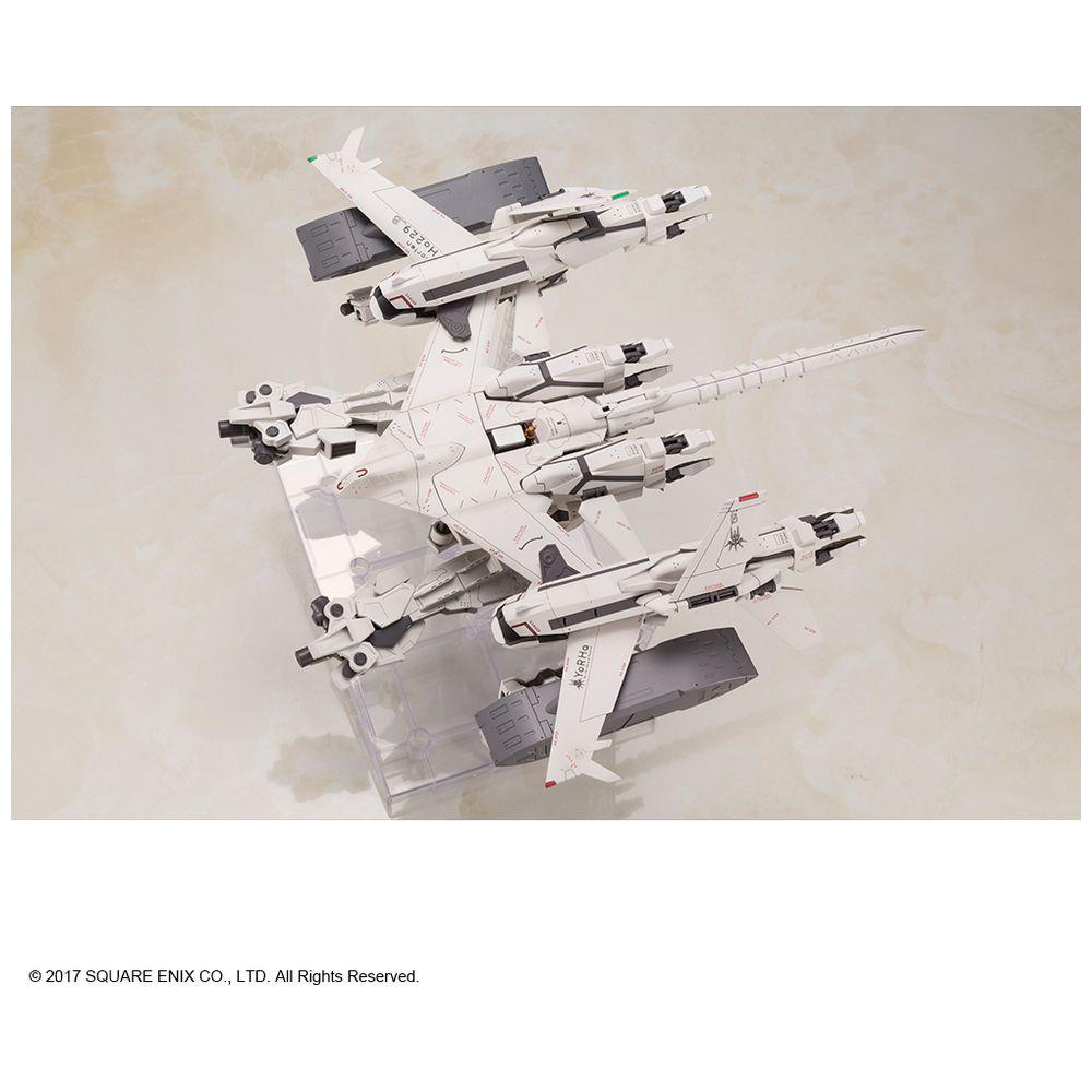 【再販】NieR:Automata プラスチックモデルキット 飛行ユニットHo229 Type-B & 2B(ヨルハ二号B型)_4