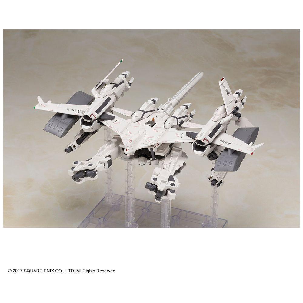 【再販】NieR:Automata プラスチックモデルキット 飛行ユニットHo229 Type-B & 2B(ヨルハ二号B型)_6