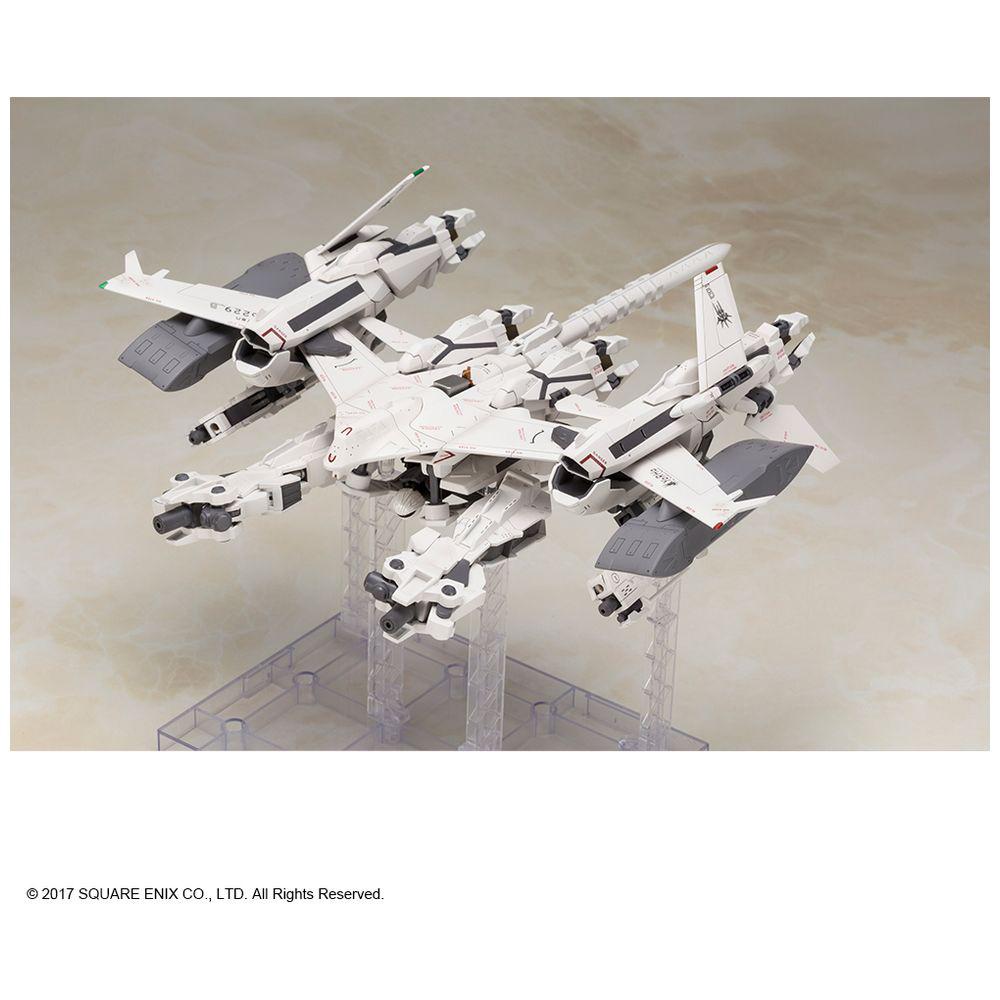 【再販】NieR:Automata プラスチックモデルキット 飛行ユニットHo229 Type-B & 2B(ヨルハ二号B型)_7