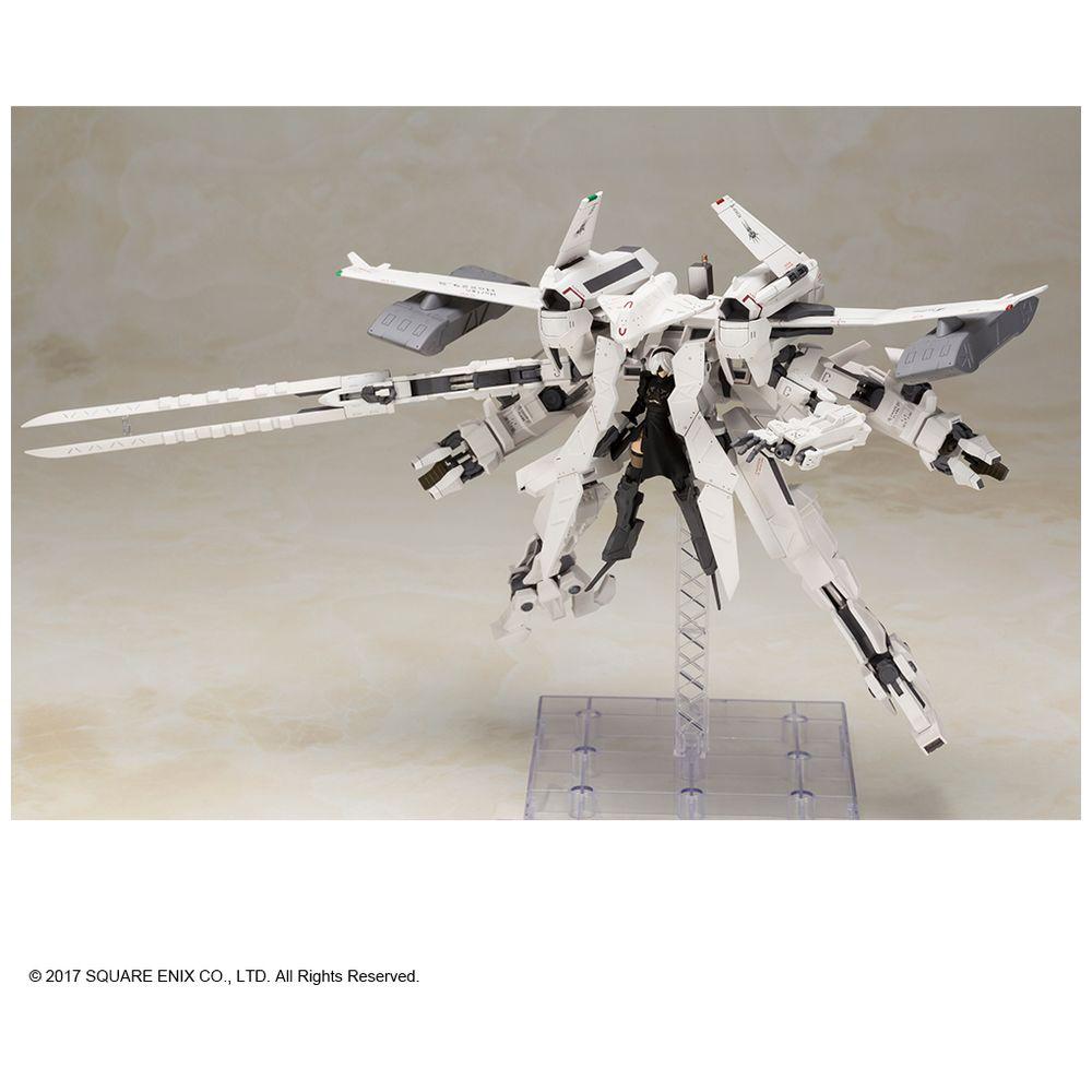 【再販】NieR:Automata プラスチックモデルキット 飛行ユニットHo229 Type-B & 2B(ヨルハ二号B型)_8