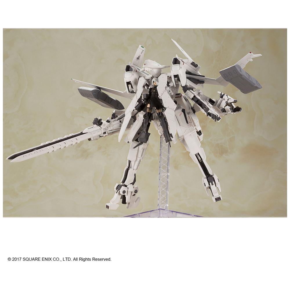 【再販】NieR:Automata プラスチックモデルキット 飛行ユニットHo229 Type-B & 2B(ヨルハ二号B型)_9