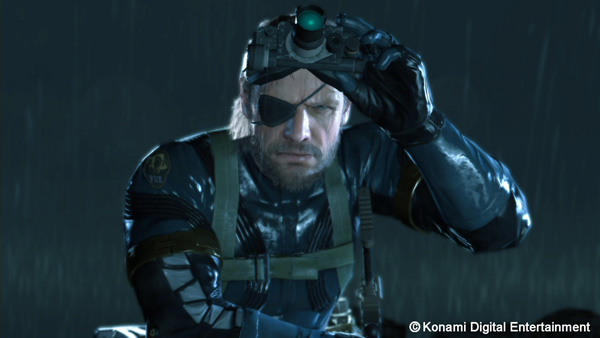METAL GEAR SOLID V:GROUND ZEROES + THE PHANTOM PAIN 【PS4ゲームソフト】_1