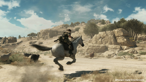 METAL GEAR SOLID V:GROUND ZEROES + THE PHANTOM PAIN 【PS4ゲームソフト】_4