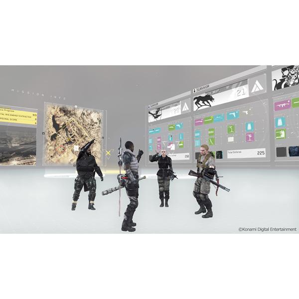 【在庫限り】 METAL GEAR SURVIVE (メタルギア サヴァイヴ) 【PS4ゲームソフト】 ※オンライン専用_5