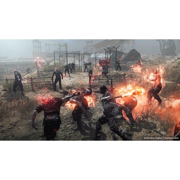 【在庫限り】 METAL GEAR SURVIVE (メタルギア サヴァイヴ) 【PS4ゲームソフト】 ※オンライン専用_6
