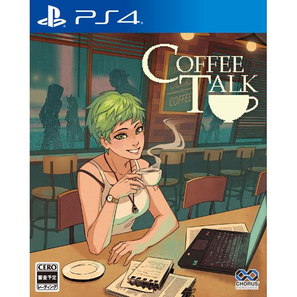 Coffee Talk  【PS4ゲームソフト】