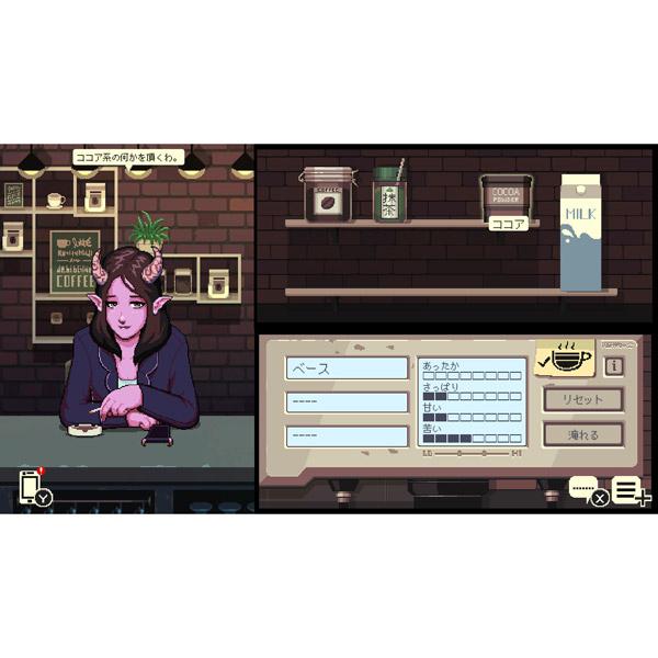 Coffee Talk  【PS4ゲームソフト】_2