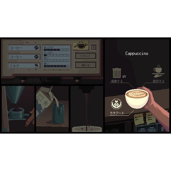 Coffee Talk  【PS4ゲームソフト】_5