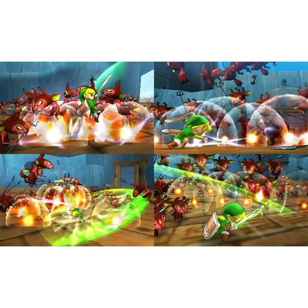 【在庫限り】 ゼルダ無双 ハイラルオールスターズ プレミアムBOX【3DSゲームソフト】   [ニンテンドー3DS]_2