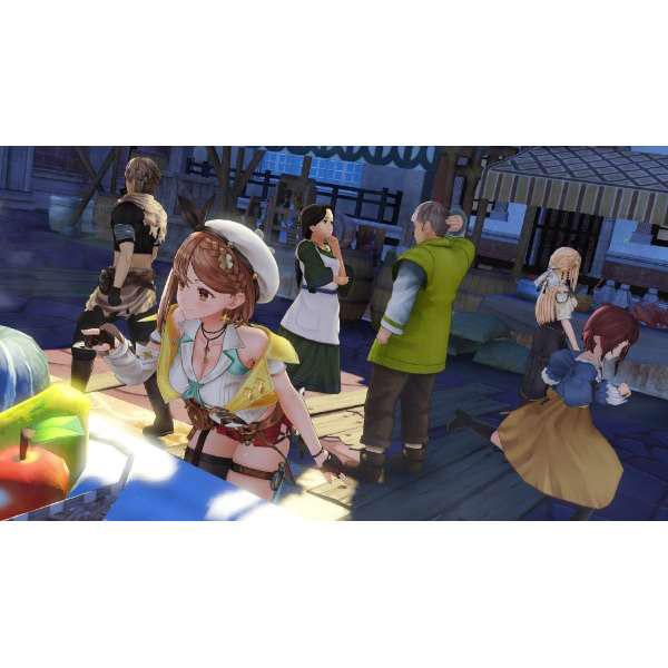 ライザのアトリエ2 〜失われた伝承と秘密の妖精〜 通常版 【PS4ゲームソフト】_10