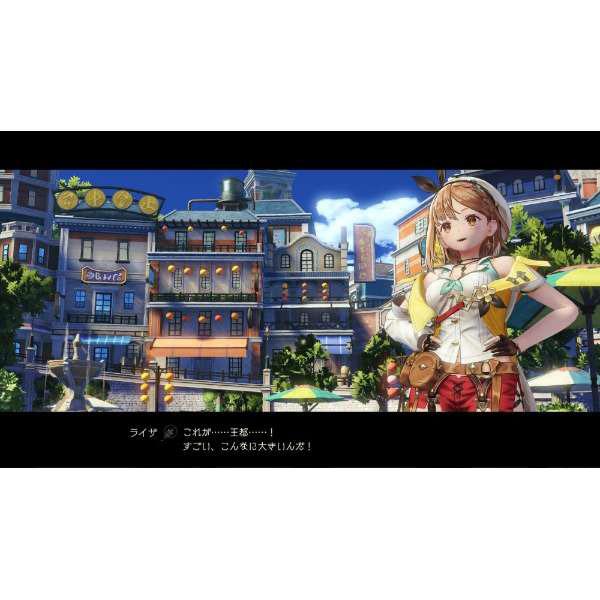 ライザのアトリエ2 〜失われた伝承と秘密の妖精〜 通常版 【PS4ゲームソフト】_6