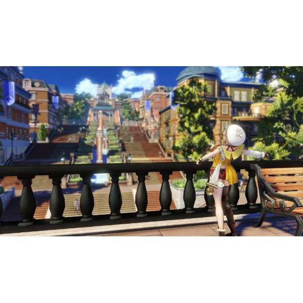 ライザのアトリエ2 〜失われた伝承と秘密の妖精〜 通常版 【PS4ゲームソフト】_8