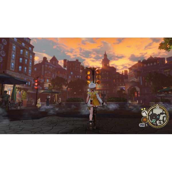 ライザのアトリエ2 〜失われた伝承と秘密の妖精〜 通常版 【PS4ゲームソフト】_9