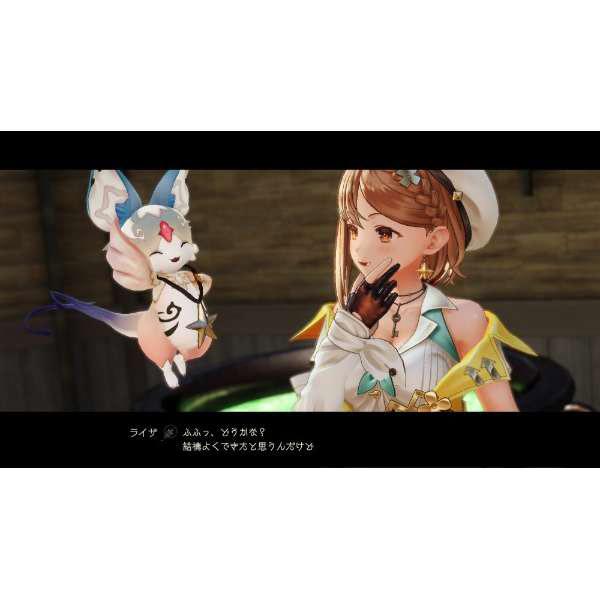 ライザのアトリエ2 〜失われた伝承と秘密の妖精〜 通常版 【Switchゲームソフト】_3