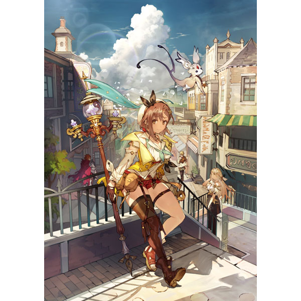 ライザのアトリエ2 〜失われた伝承と秘密の妖精〜 プレミアムボックス 【PS4ゲームソフト】_1