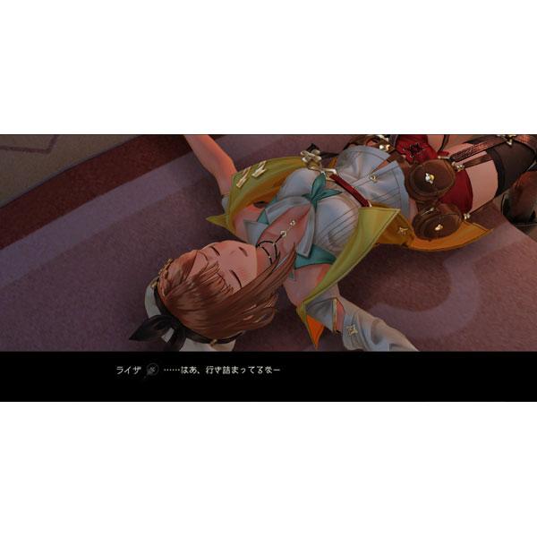ライザのアトリエ2 〜失われた伝承と秘密の妖精〜 プレミアムボックス 【PS4ゲームソフト】_4