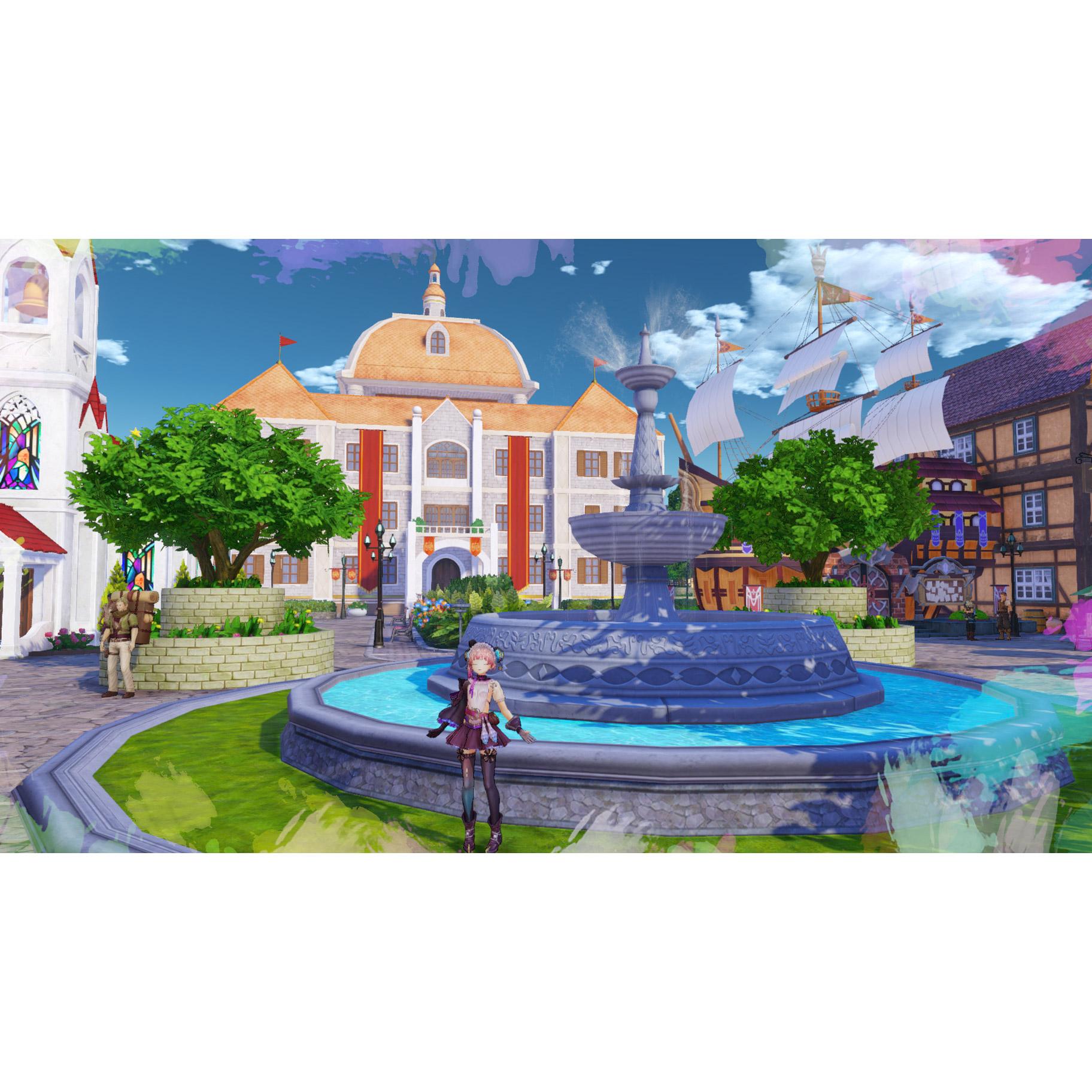 リディー&スールのアトリエ〜不思議な絵画の錬金術士〜 DX 【PS4ゲームソフト】_2