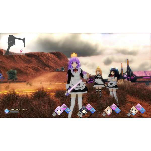 Go!Go!5次元GAME ネプテューヌre★Verse Go!Go!Edition 【PS5ゲームソフト】_5