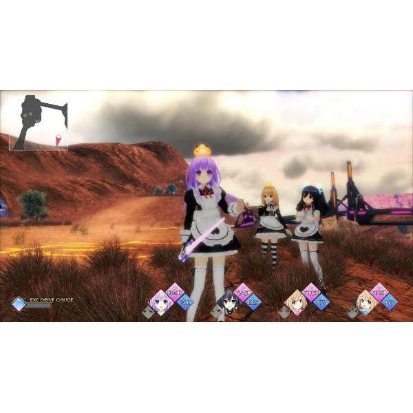 Go!Go!5次元GAME ネプテューヌre★Verse 通常版 【PS5ゲームソフト】_4